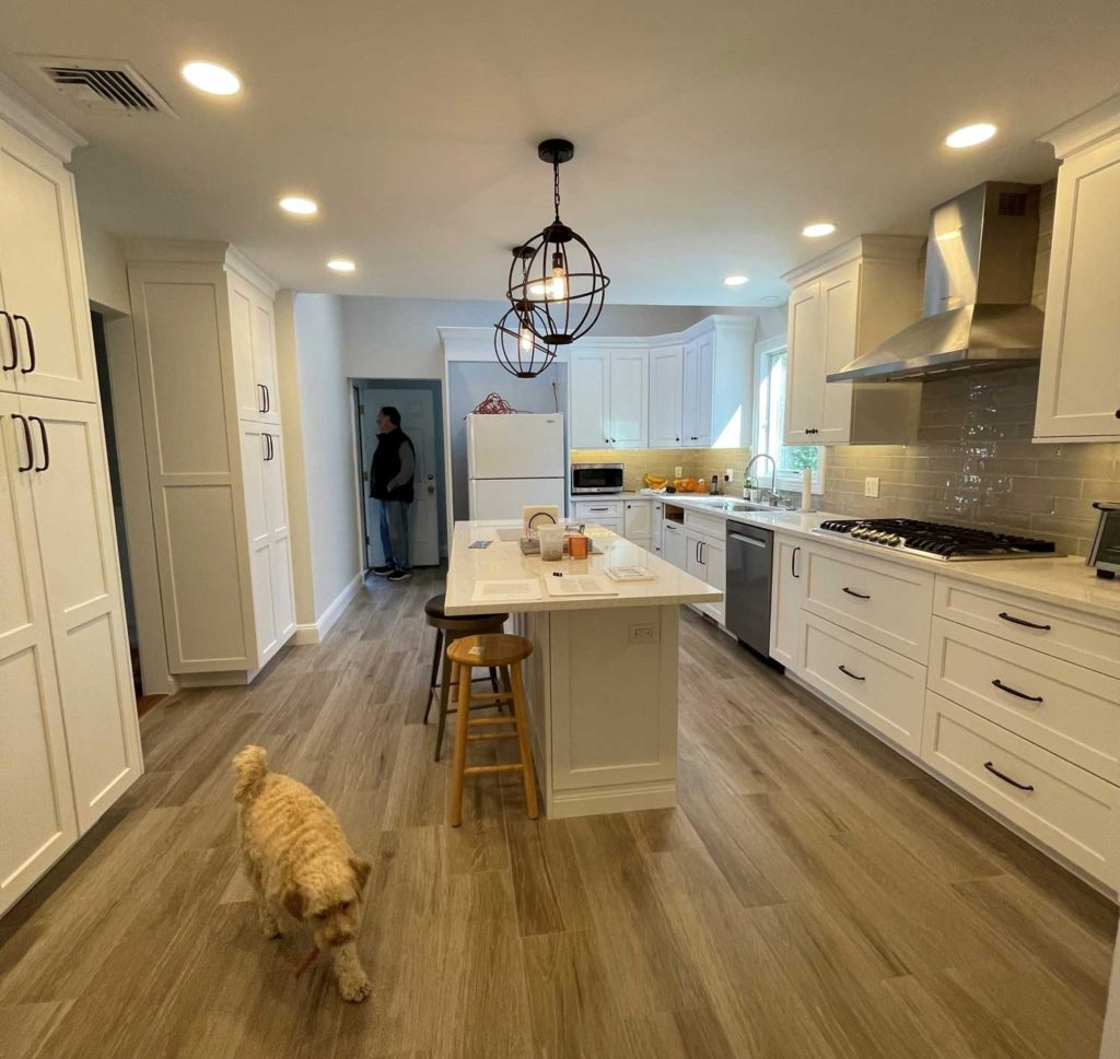 Summit Home Improvement Install cabinets, countertops and appliances